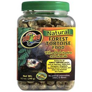 Zoo Med Natural Forest Tortoise Food Review